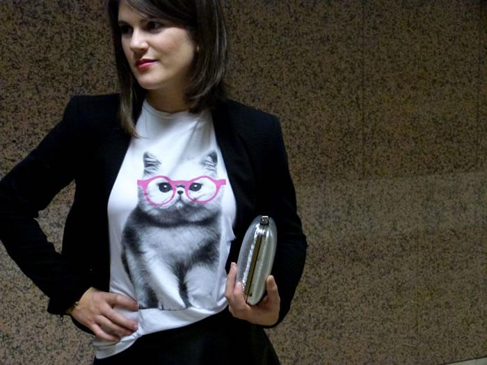 04. Camiseta gato